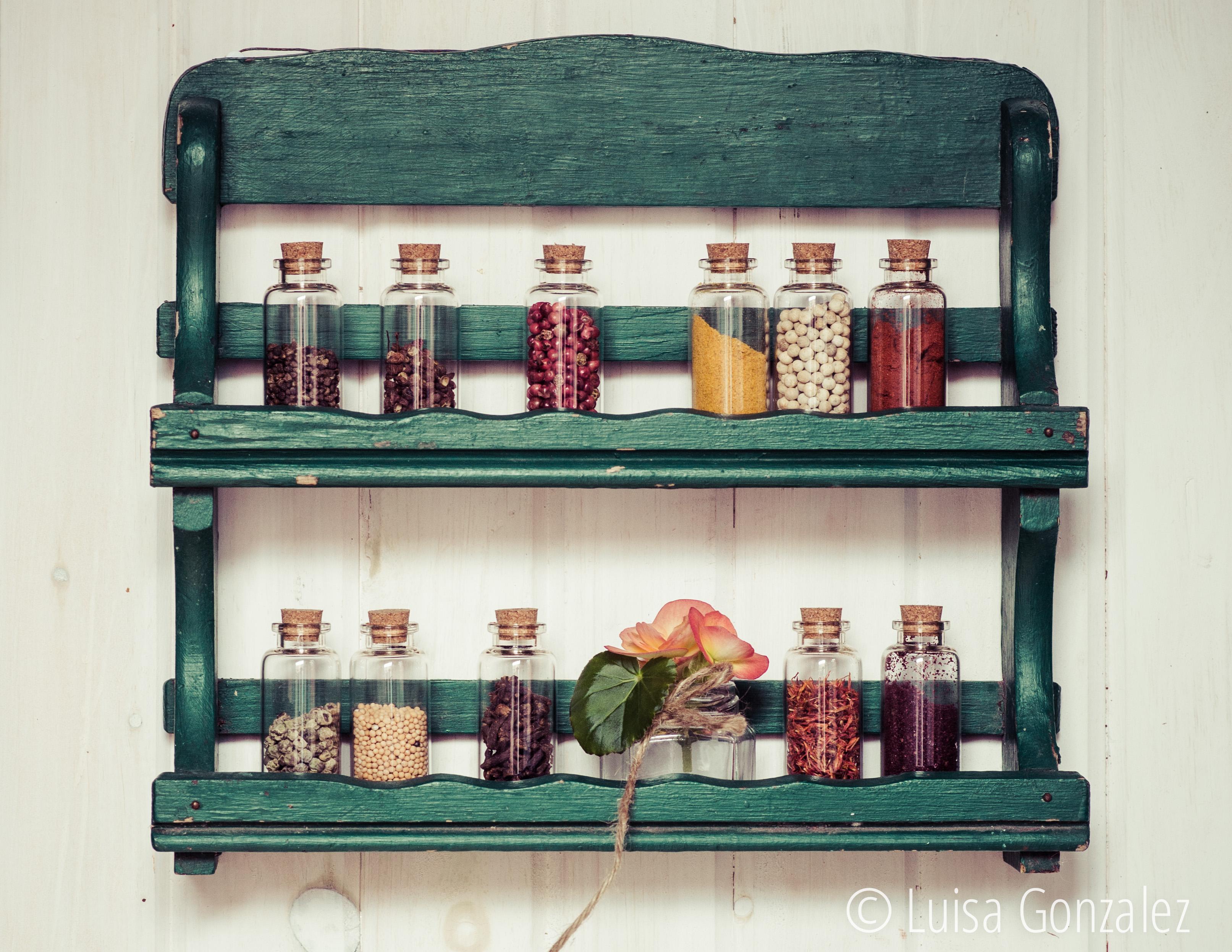 La importancia de conservar mis especias cilantro pero for Cocinas enteras