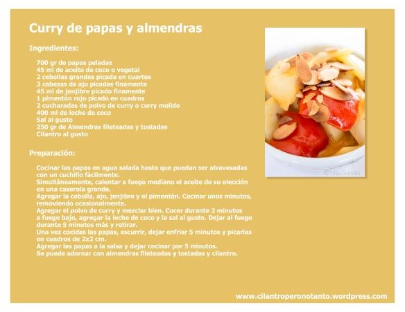 Curry-papas