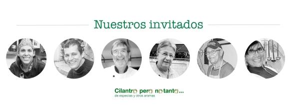 Invitados-Cilantro