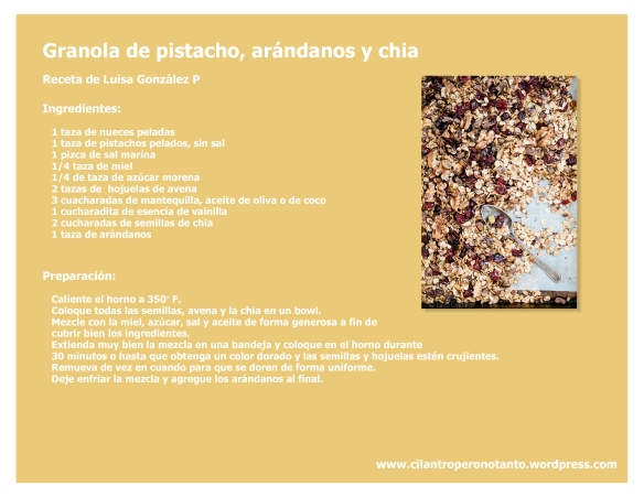Granola-Pistachos-cramberry