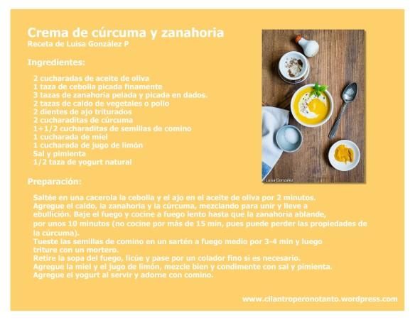 Crema-curcuma-zanahoria